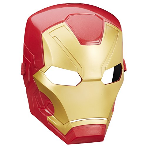 (Marvel Iron Man-Maske, The First Avenger: Civil War)