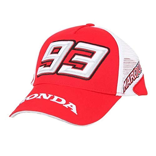 Gorra Marc Márquez 2018 Honda