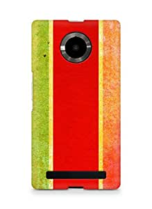 Amez designer printed 3d premium high quality back case cover for YU Yupheria (Abstract 27)