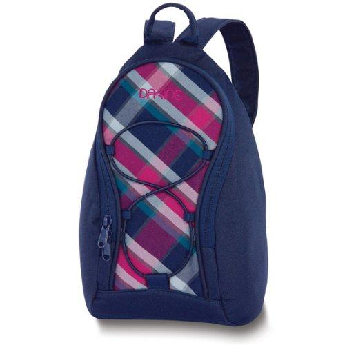 DAKINE Rucksack Go Go Pack, Navy / Vivienne Plaid, 33x16,5x9cm, 8210-065 -