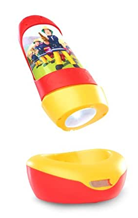 GoGlow Fireman Sam Night Light and Torch