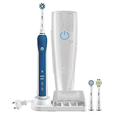 Oral-B Pro5000 Crossaction Brosse à Dents Electrique avec Technologie Bluetooth
