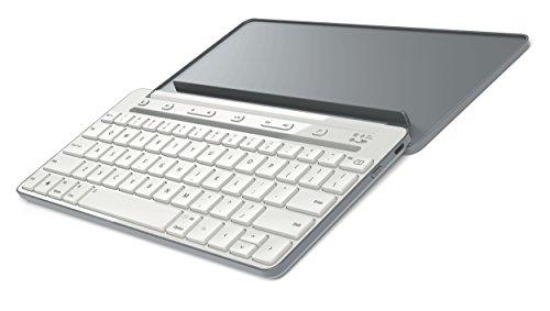 Microsoft Universal Mobile Keyboard (Tastatur, deutsches QWERTZ Tastaturlayout, grau, kabellos über Bluetooth) Universal-tastatur