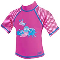 Zoggs Girl's Miss Zoggy Sun Protection Top