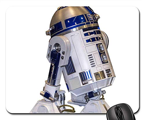 Mouse Pads - R2D2 Robot Starwars Film History Isolated Film
