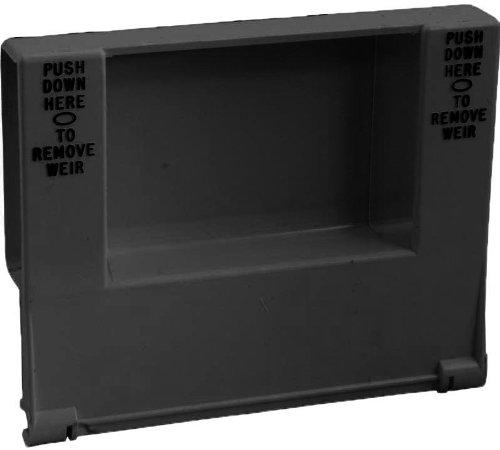 Ersatz-cartridge-kit (Pentair r172469bk schwarz Gate Weir Face Teller Kit Montage Ersatz Pool und Spa Cartridge Filter)