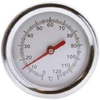 20 pulgadas 50 cm Longitud 0 ℃ -120 ℃ Termostato de suelo de compost Detector