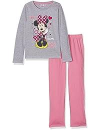 Disney Minnie Chicas Pijama - Gris