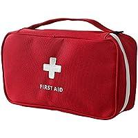 Tragbare Erste-Hilfe-Tasche (ohne Inhalt) rot preisvergleich bei billige-tabletten.eu