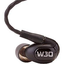 W30 Westone Auriculares con micrófono remoto + + 10 pares de puntas + colores frontales para iPhone