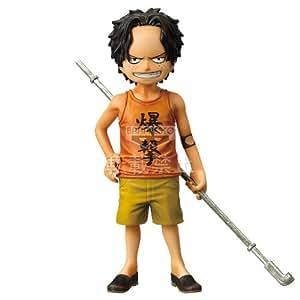 One Piece The Grandline Children Vol. 2 Figur / Statue: Portgas D. Ace 14 cm