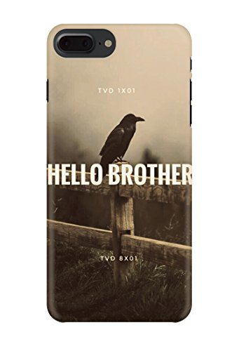 The Vampire Diaries Damon Salvatore 21 Designs 2019.Full 3D Effect Phone case Cover Shell for Apple iPhone and Samsung-iPhone 6 6s (4.7 inch) - 7