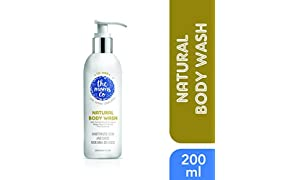 The Moms Co Natural Coconut Moisturizing Body Wash for Dry Skin, 200ml
