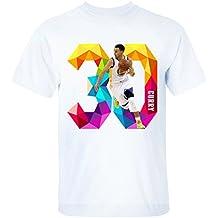BMWW Hombre Stephen Curry Golden State Warriors MVP # 30 NBA Champion T Shirt