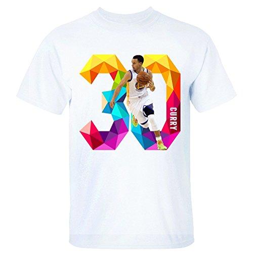 Stephen Curry Golden State Warriors MVP #30 NBA Champion T Shirt (Golden State Nba)