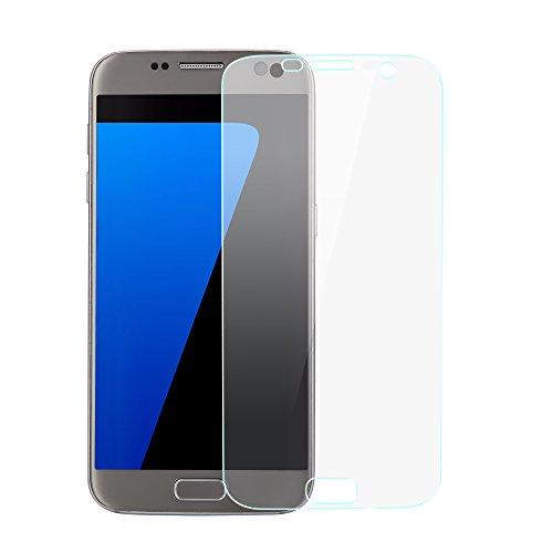 Samsung Galaxy S7 Wunderglass - Panzerglas Glasfolie Displayschutzglas Tempered Glass Schutzfolie Displayschutz aus echt Glas Glasprotector
