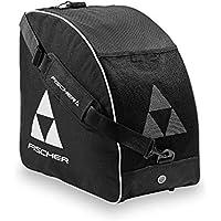 fischer Alpine Eco - Bolsa para Botas de esquí, Color Negro/Blanco, tamaño Talla única