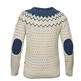 Fjällräven FJÄLL RÄVEN Damen Pullover Övik Knit Sweater W grün (400) XS