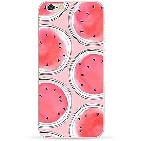 Pacyer® iPhone 6/6s Custodia Frutta Fresca TPU