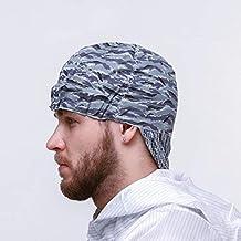 ZPL Estilo de Moda Elástico Tapas de Soldadura para soldadores Retardante de Llama Sombrero de algodón
