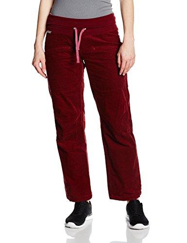 Maloja Pantalon Wendy Rouge - Cadillac