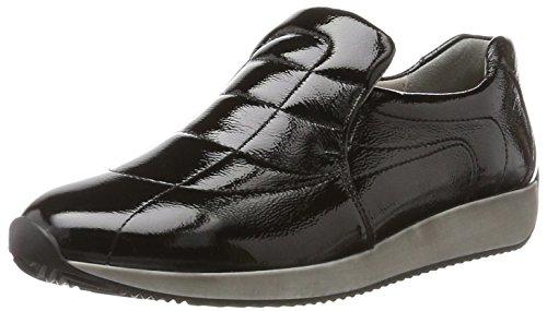Ara Ladies Slippers Lisbon Black (nero)