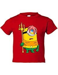Camiseta niño Aquaman Minion