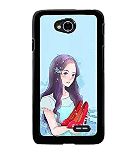ifasho Designer Phone Back Case Cover LG L70 :: LG L70 Dual ( Tape cassette Old Type Music )
