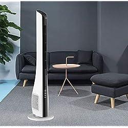 Ventilateur colonne de ventilateur, ventilateur silencieux, moteur puissant, blanc