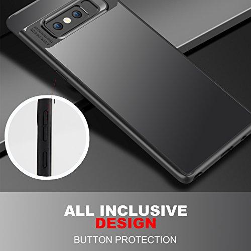 kktick note 8  Samsung Galaxy Note 8 Custodia, KKtick Galaxy Note 8 case [Ultra ...