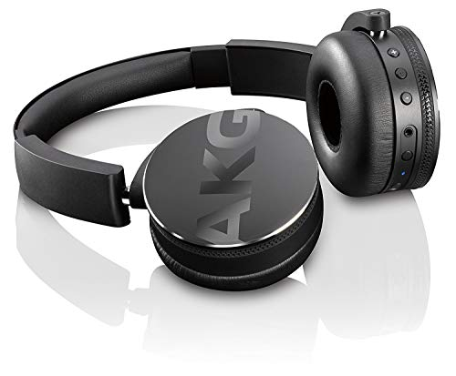 AKG Y50BTBLK Casque Bluetooth Noir Normal Noir