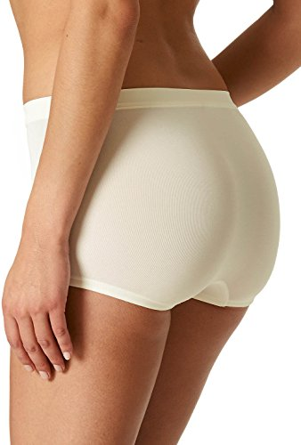 Mey Basics Emotion Damen Panties 59218 dark powder