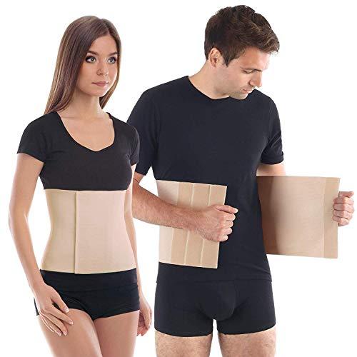 Faja abdominal algodón 24cm - Cinturón materindad