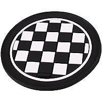 Bolange Silikon Cup Flaschenhalter Anti-Rutsch-Pad Matten f/ür BMW SUV B/ürok/üche Selbstklebende Befestigungsscheibe Umwel