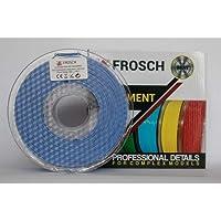 FROSCH PLA Mavi Naturel Renk Değiştiren 1,75 mm Filament