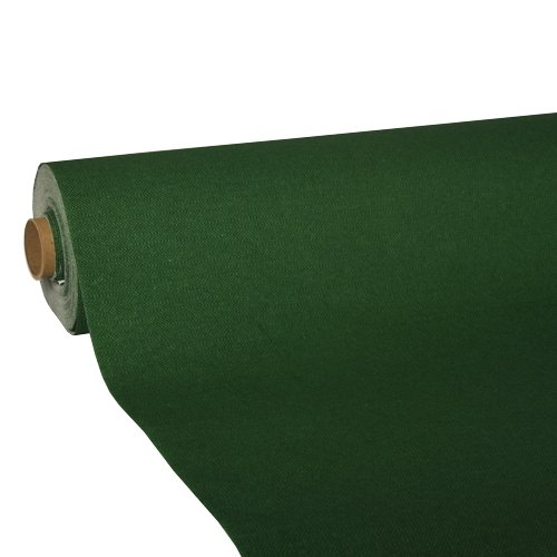 MANTELES  TISSUE ROYAL COLLECTION 25 M X 1 18 M VERDE OSCURO