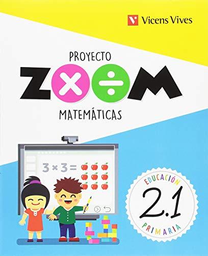 MATEMATICAS 2 (2.1-2.2-2.3) ZOOM por Javier Fraile Martin