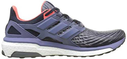 adidas Energy Boost W, Scarpe Running Donna Multicolore (Legend Ink/super Purple/easy Coral)