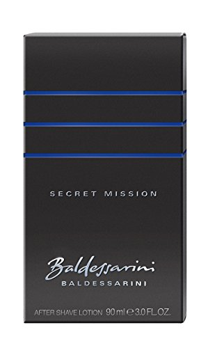 Baldessarini Secret Mission homme/men, After Shave Lotion, 1er Pack (1 x 90 ml)