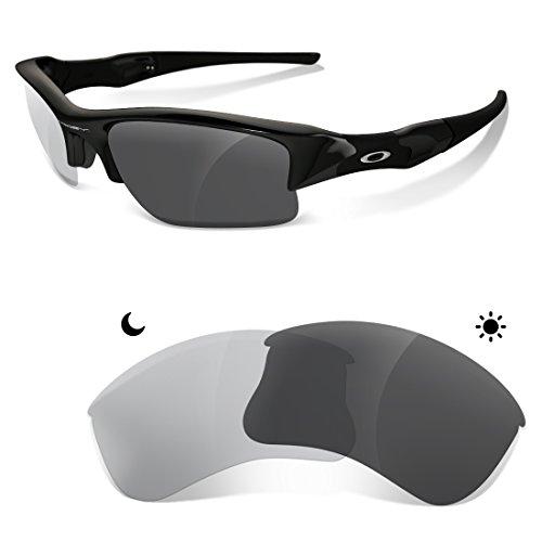 ecc85cd5f3c006 sunglasses restorer Lentes de Fotocromáticas para Gafas de Sol Oakley Flak  Jacket XLJ   No para