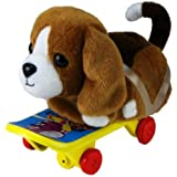 Simba The Happy'S Ride On Accessories Zippy Skatebaord, Brown