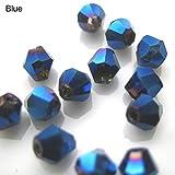100 cuentas sueltas de ágata de Rhombus, cuentas de piedras preciosas al por mayor,...