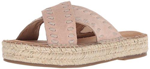 Bone Suede Schuhe (Aerosoles Women's Rose Gold Sandal, Bone Suede, 12 M US)