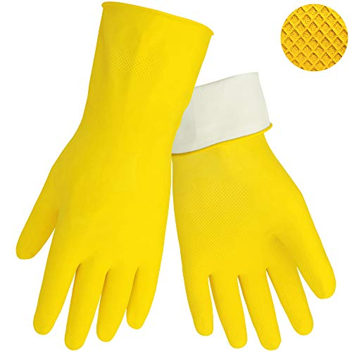 KleenMe Rubber Cleaning Gloves |...