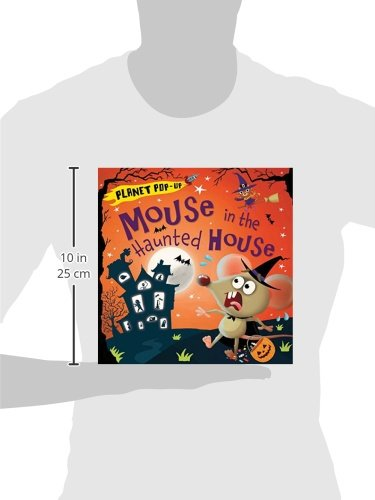 Planet Pop-Up: Mouse in the Haunted House