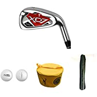Posma GC701MA - Juego de palos de golf de alta calidad para hombre, diseño de grafito, 2 bolas de golf + 1 bolsa de golf, bolsa de golf, bolsa de transporte ligera