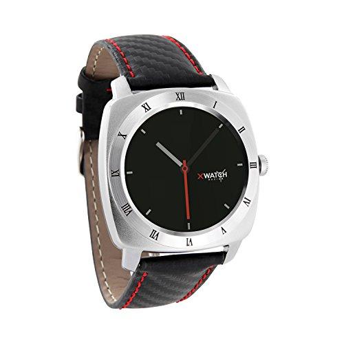 "XLYNE 54020  \""NARA XW PRO\"" Smartwatch NARA Carbon Red Black"