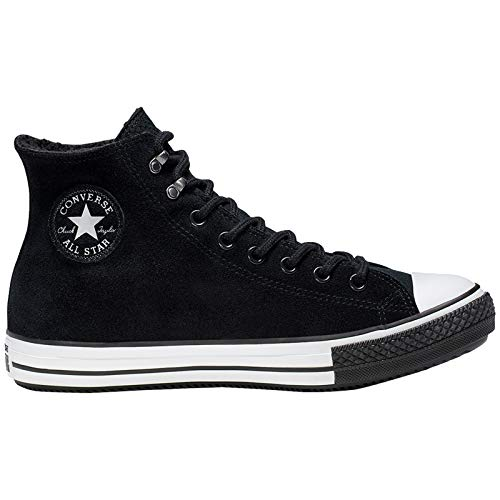 Converse - Mens Winter Hi Suede Boots in Black