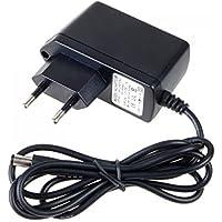 WINOMO Adattatore per Caricabatterie Alimentatore Caricabatterie Adattatore Caricatore per CCTV Telecamera-DC12V1A