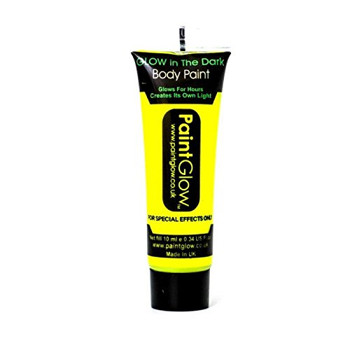 smiffys-46073-glow-in-the-corpo-scuro-vernice-10ml-yellow-taglia-unica